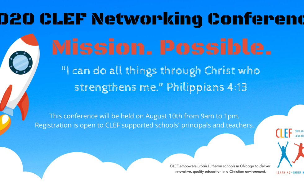 2020 Networking Conference: Mission. Possible.