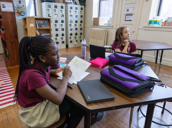 New, Innovative Project-Based Curriculum for CLEF Schools
