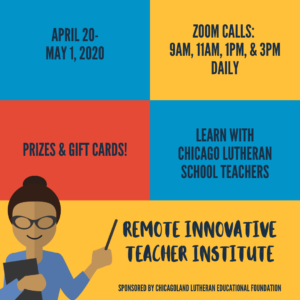 Remote Innovative Teacher Institute