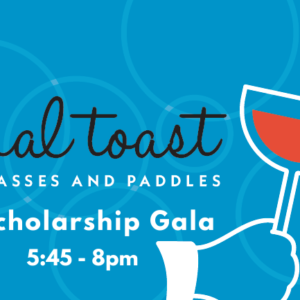 A Virtual Toast: 2021 Virtual Scholarship Gala
