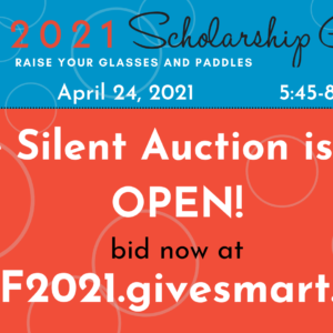 The Donations Are Pouring In: 2021 Virtual Scholarship Gala!